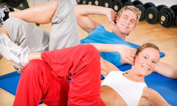Fitness Together  - Multiple Locations: Three Private-Group Training Sessions or Personal-Training Sessions at Fitness Together