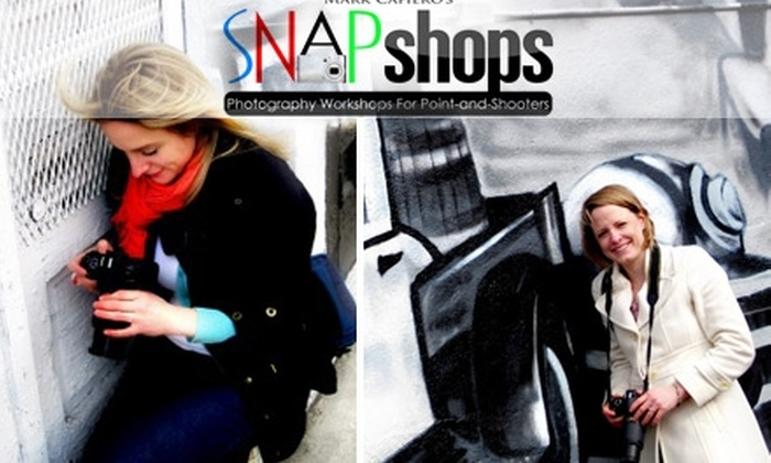SNAPshops - Washington Park West: $40 for a Two-Hour, Outdoor Photography Workshop for Point-and-Shooters from SNAPshops