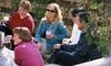 Amana Colonies CVB - Amana: $23 for a Wine-and-Beer Sipping Tour Plus a Walking Tour of Amana Colonies (Up to $47 Value)