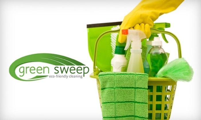 Green Sweep - Wildflower Area: $39 for Two Hours of Green Home Cleaning from Green Sweep