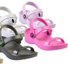 Dawgs Toddler or Kids 3-Strap Sandals