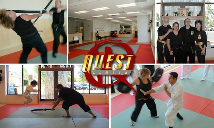 Boulder Quest Center - North Broadway - Holiday: $20 for Any Five Fitness Classes at Boulder Quest Center