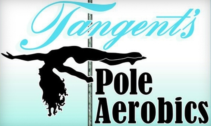 Tangent's Pole Aerobics - Atlantic-University: $30 for Six-Class VIP Pass at Tangent's Pole Aerobics ($65 Value)