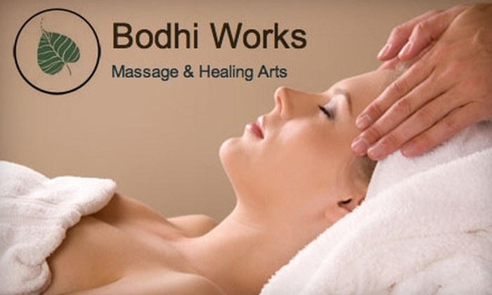 Bodhi Works Massage & Healing Arts - Easthampton: $25 for a Choice of Massage at Bodhi Works Massage & Healing Arts (Up to $75 Value)
