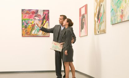 $21 for $30 Worth of Gallery Visits — ArtHouse