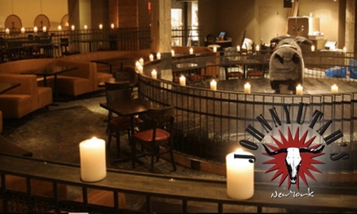 Johnny Utah's - Midtown Center: $15 for $30 Worth of Southwestern Cuisine and Cocktails at Johnny Utah's