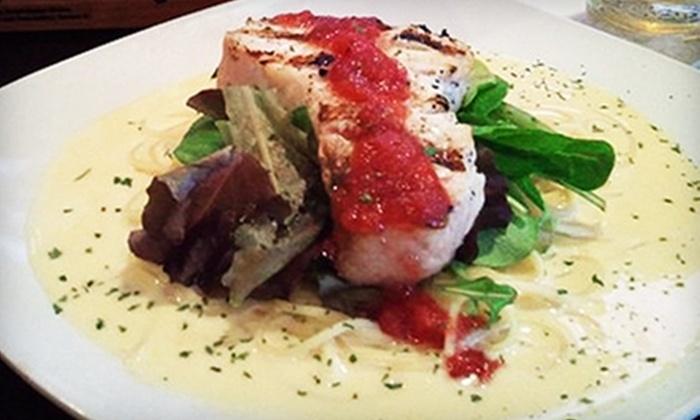 Mike La Susa's - Oak Creek: $12 for $25 Worth of Italian-American Cuisine and Drinks at Mike La Susa's in Oak Creek