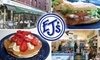 EJ's - New York City: $15 for $30 Worth of Classic Diner Fare and Desserts at EJ's