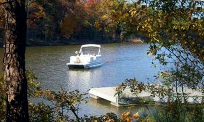 Jordan Lake Tours - Haw River: $145 for a Two-Hour Boat Tour of Jordan Lake with Up to 10 People (Up to $300 Value)