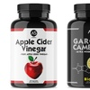 Just Pure Apple Cider Vinegar and Garcinia Cambogia (30- and 60-Count)