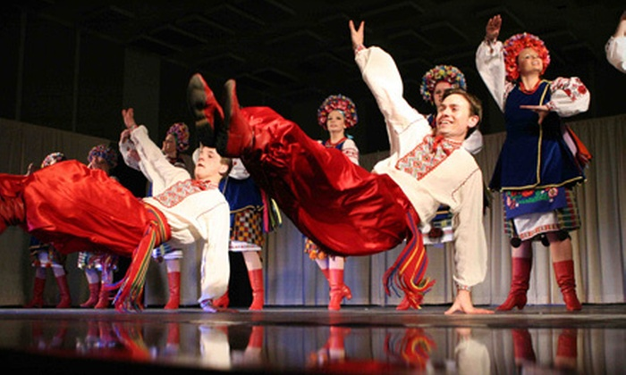 Palme's Performing Society - Kitsilano: Russian Christmas Fair for Seniors or Kids; Adults; or Adults and Kids from Palme's Performing Society (Up to 78% Off)