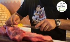 Embaixador do Churrasco: Embaixador do Churrasco – HD Sport Center: curso Churrashow com churrasco liberado, bebidas, material e certificado