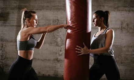 Kickboxing - Five ($19) or Ten Classes ($35) at My Fitness Kickboxing, 5 Locations (Up to $200 Value)