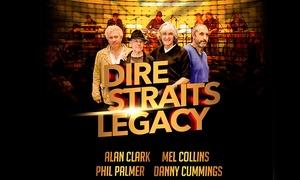 Time Evento: Dire Straits Legacy- Ginásio Nilson Nelson: 1 ingresso para o dia 21/01/2018