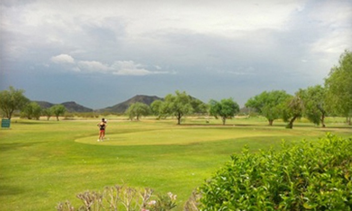 Adobe Dam Family Golf Center - Deer Valley: $10 Worth of Greens Fees and Classes