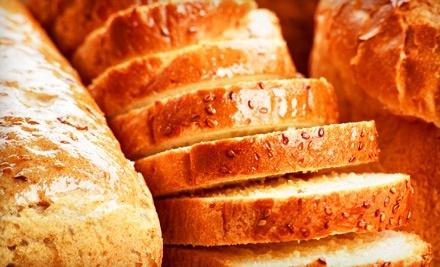 $10 Groupon to Vosens Bread Paradise - Vosens Bread Paradise in Salt Lake City