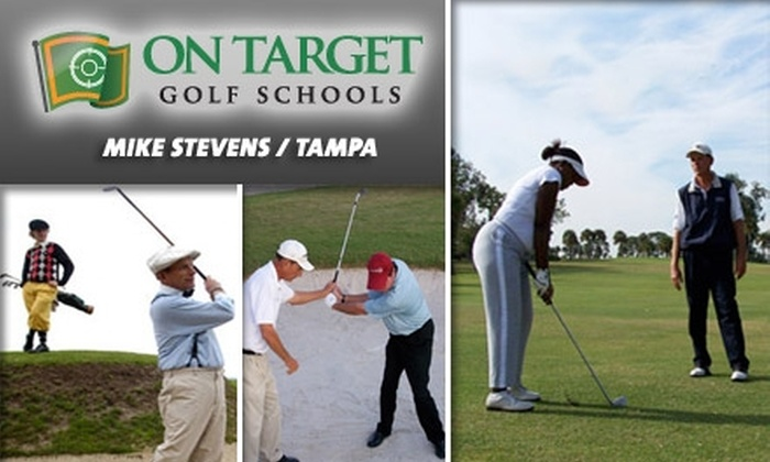 On Target Golf Schools - Tampa Bay Area: $60 for Six Weeks of Golf Lessons at On Target Golf Schools