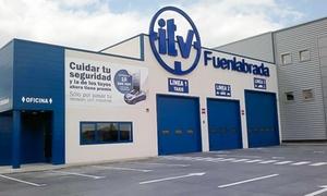 Atisae Fuenlabrada: ITV con tasas incluidas para vehículos de gasolina y motocicletas o vehículos diésel desde 29,95 € en Atisae ITV