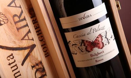 Tour con degustazione di vini