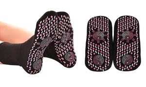 Chaussettes auto-chauffantes