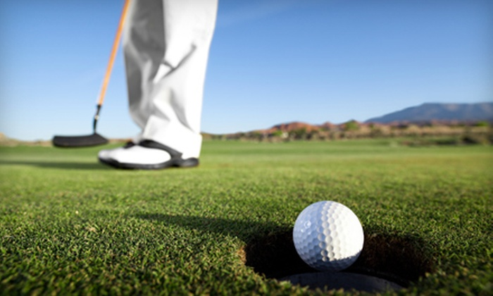 Hickory Hills Golf Club - Hickory Hills: $39 for Golf for Two Including Cart Rental at Hickory Hills Golf Club (Up to $100 Value)