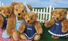 Vermont Teddy Bear: Specially-Crafted Teddy Bears from Vermont Teddy Bear (Up to 51% Off). Two Options Available.
