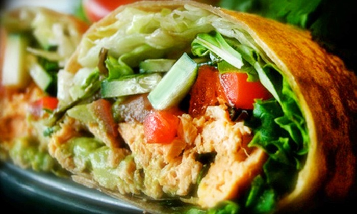 Santa Fe Burrito - Wynnewood: Mexican Fare at Santa Fe Burrito