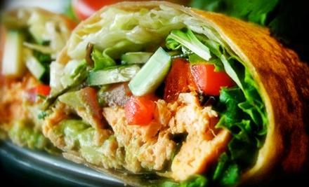 Santa Fe Burrito at 212 S 11th St. in Philadelphia: $10 Groupon - Santa Fe Burrito in Wynnewood