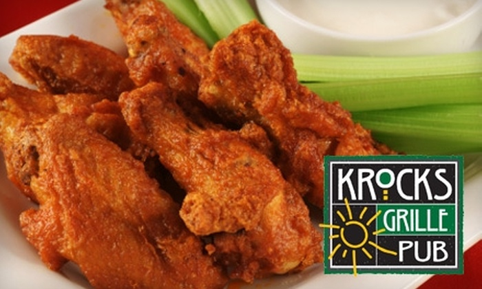 Krocks Grille Pub - Allentown / Reading: $10 for $20 Worth of American Food at Krocks Grille Pub in Wescosville