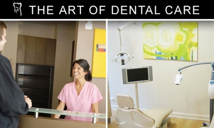 The Art of Dental Care  - Bucktown: $49 Cleaning, X-Rays, and Exam at The Art of Dental Care