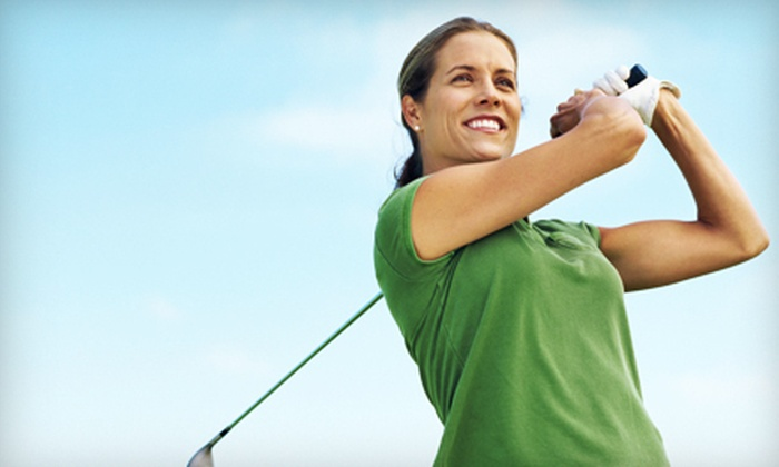 Taylor Meadows Golf Club - Taylor: $159 for Golf and Group Lessons at Lakes of Taylor Golf Club or Taylor Meadows Golf Club (Up to $984 Value)