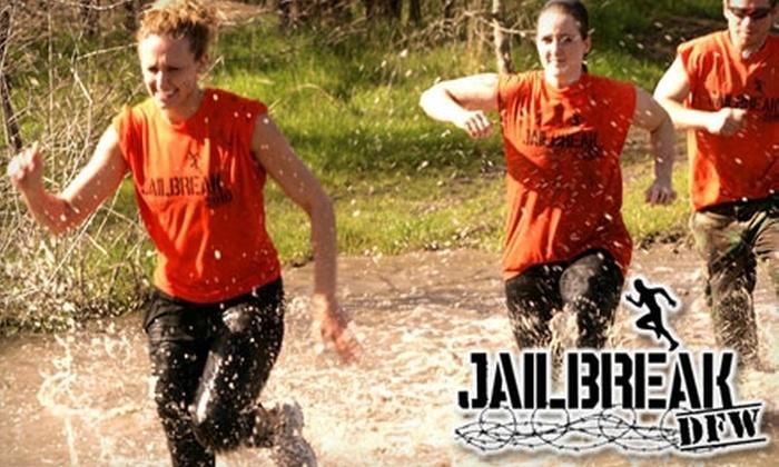 Run the Jailbreak  - Justin-Roanoke: $35 Admission to the Run the Jailbreak on Sunday, September 19 ($70 Value)