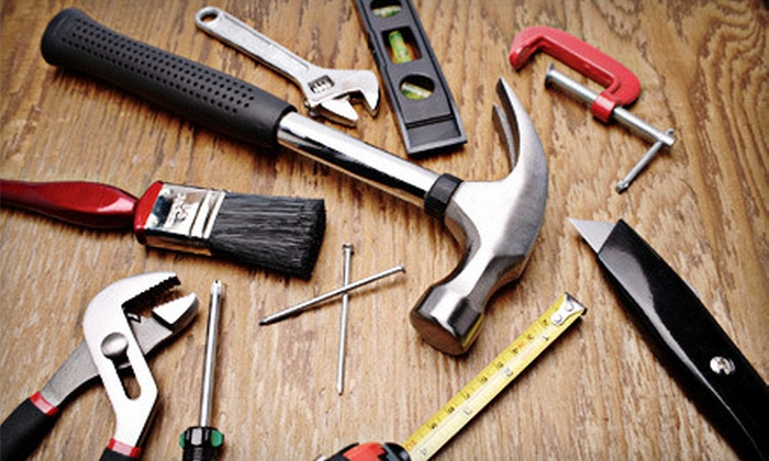 Oxford Remodeling & Handyman Service - Rockford: $60 for Two Hours of Handyman Work from Oxford Remodeling & Handyman Service ($150 Value)