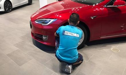 Lavado ecológico de coche a elegir entre 3 opciones desde 14,99 € en Detailcar Centro Comercial Thader
