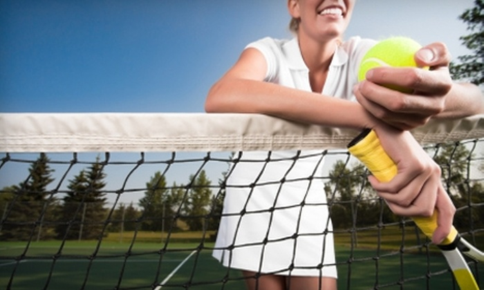 Midlothian Athletic Club - Richmond: $23 for a One-Hour Private Tennis Lesson at Midlothian Athletic Club ($47 Value)