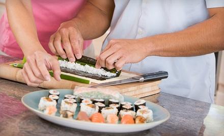Sushi Bears Sushi-Making Class for Four (a $160 value) - Sushi Bears in Cincinnati
