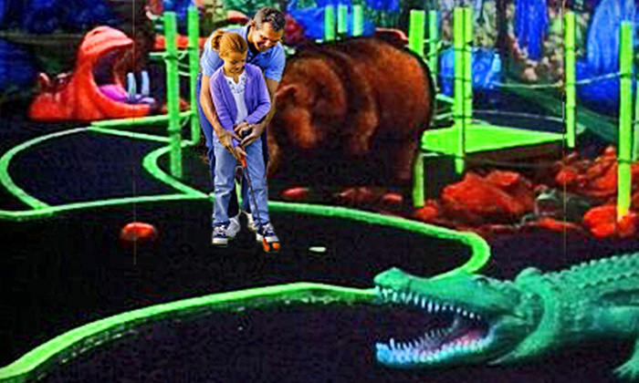 Shipwreck Golf Amusement Center - Trumansburg: Indoor Mini-Golf Outing for Two or Four at Shipwreck Golf Amusement Center in Cortland (Up to $32 Value)