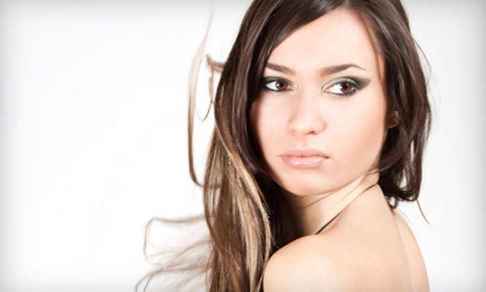 Seasons Spa and Salon - St. Louis: $56 for a Haircut-and-Color Package with Conditioning Treatment and Blow-Dry at Seasons Spa and Salon ($112 Value)
