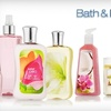 Up to $30 towards Bath & Body Works Products