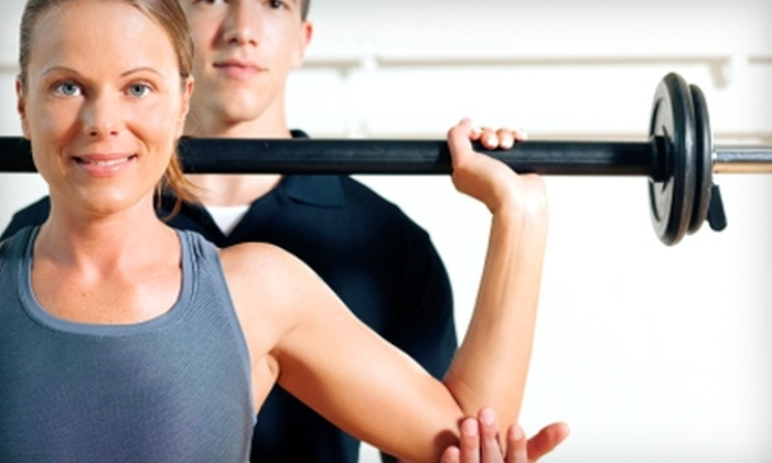 Body Evolution - Pearland: $99 for One Month of Gym Membership and Four Personal-Training Sessions at Body Evolution in Pearland ($310 Value)