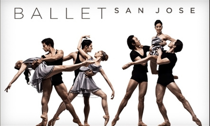 """Ballet San Jose - Downtown San Jose: Full-Season Membership or Ticket to """"Giselle"""" on Oct. 23 at Ballet San Jose. Choose Between Two Options."""