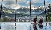Tirol: 4, 5 oder 8 Tage für 1 oder 2 Pers. inkl. Halbpension im 5* Austria Trend Hotel Schloss Lebenberg in Kitzbühel