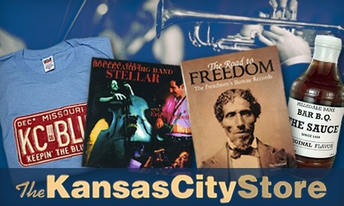 The Kansas City Store - Multiple Locations: $15 for $30 Worth of Merchandise at The Kansas City Store