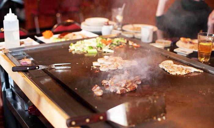 Maguro Japanese Steak House - North Naples: $11 for $20 Worth of Japanese Cuisine for Dinner at Maguro Sushi & Steak House
