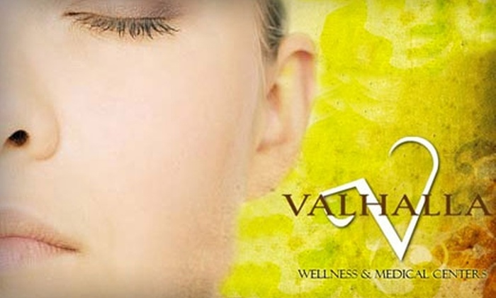 Valhalla Wellness - Las Vegas: $49 for a 50-Minute Massage and a Body-Composition Analysis at Valhalla Wellness and Medical Centers