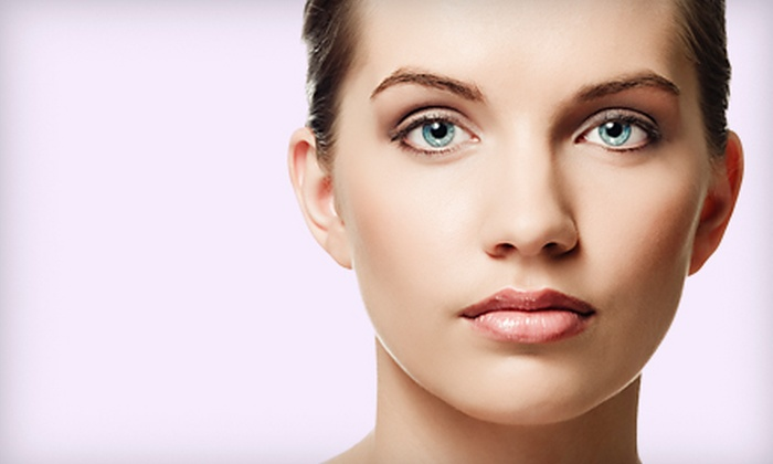 The Prodigy Spa - Five Points: Permanent Liner for Eyelids or Permanent Makeup for Eyebrows at The Prodigy Spa. Three Options Available.