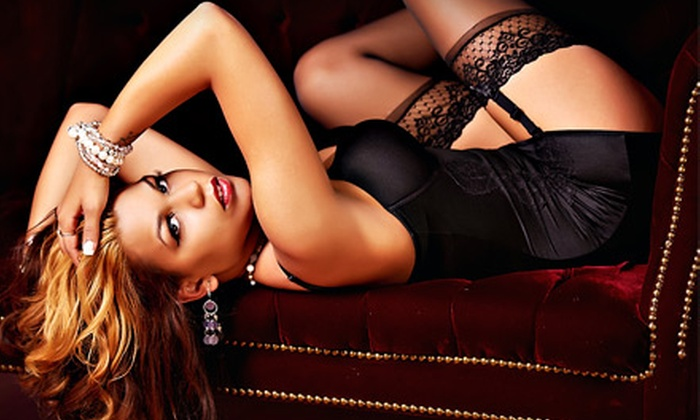 Boudoir Photography by Angie Garfield - Hampton: $79 for a One-Hour Boudoir Photo-Shoot Package with Prints at Boudoir Photography by Angie Garfield ($350 Value)