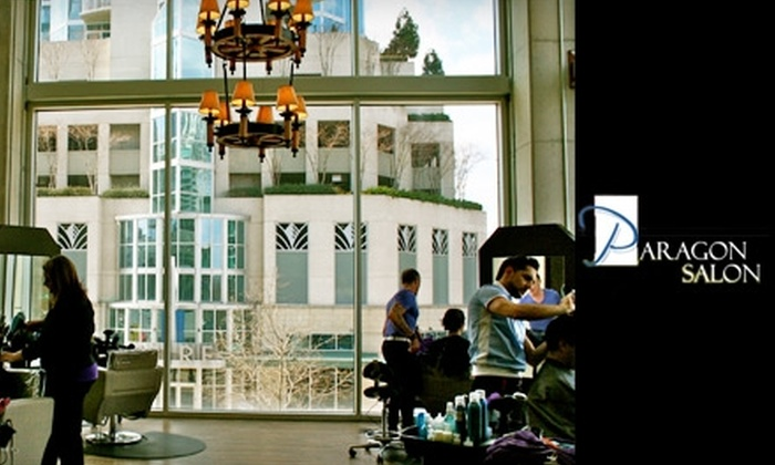 Paragon your Salon - Midtown: $29 for $75 Worth of Hair Services at Paragon your Salon