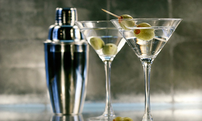 National Bartenders and Casino School - Fort Myers: Cocktail-and-Party Bartending Seminar for One, Two, or Four at National Bartenders and Casino School (Up to 68% Off)