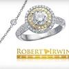 65% Off at Robert Irwin Jewelers
